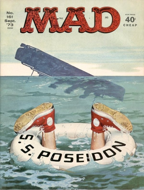 Mad Magazine #161