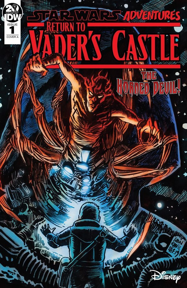 Star Wars Adventures: Return to Vader's Castle #1