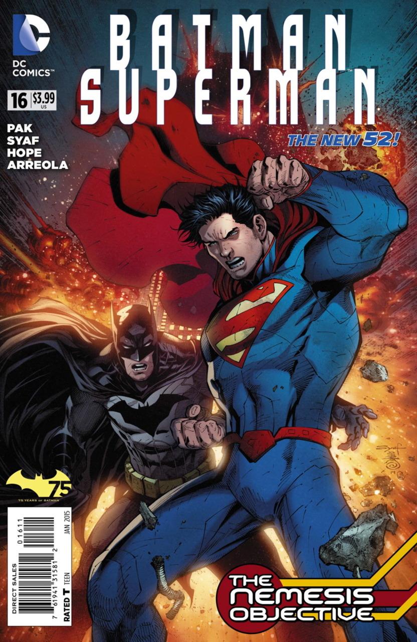 Batman / Superman #16