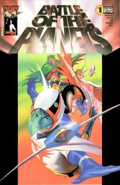 Battle of the Planets #1