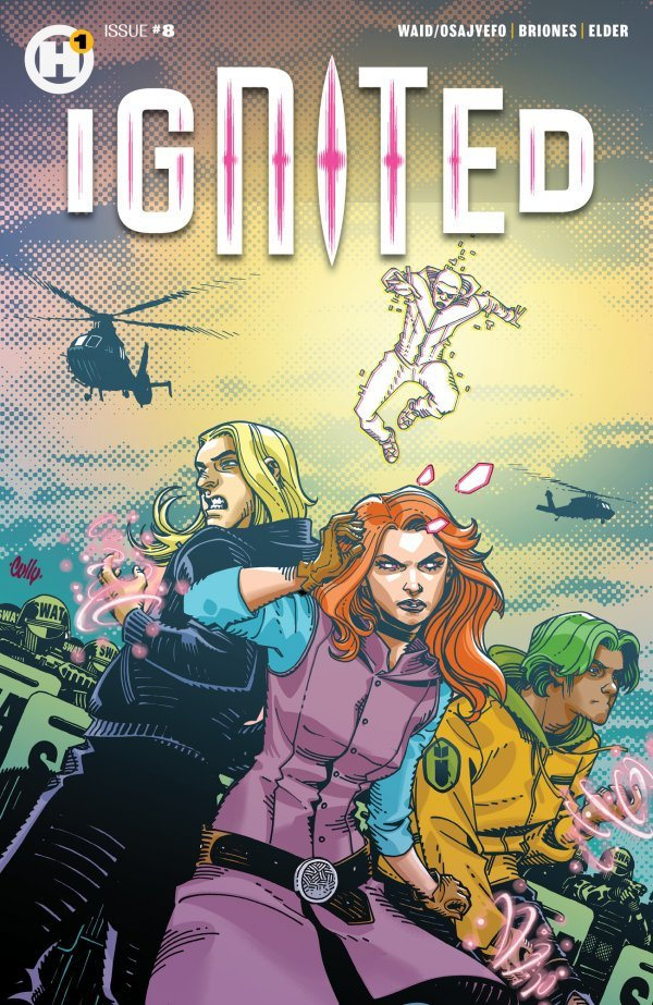 Ignited #8 review