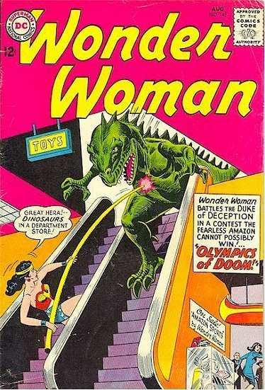 Wonder Woman #148