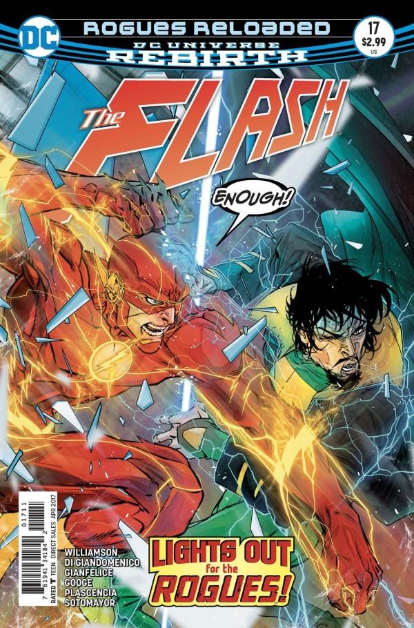 The Flash #17