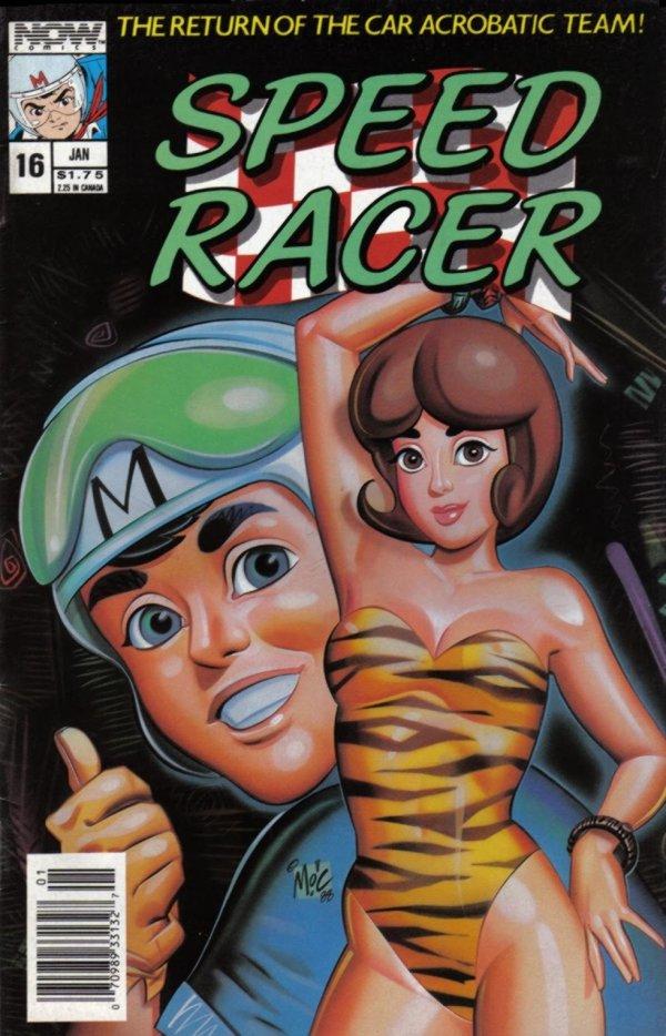 Speed Racer #16