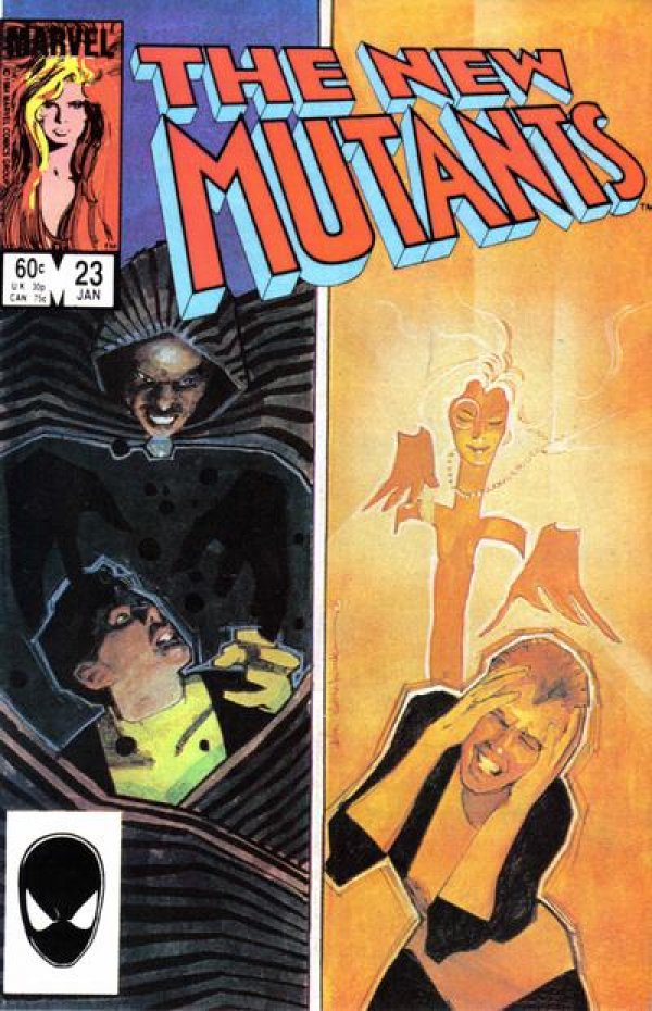 The New Mutants #23