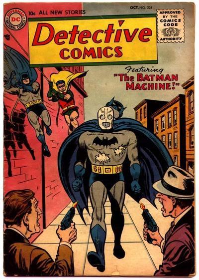 Detective Comics #224