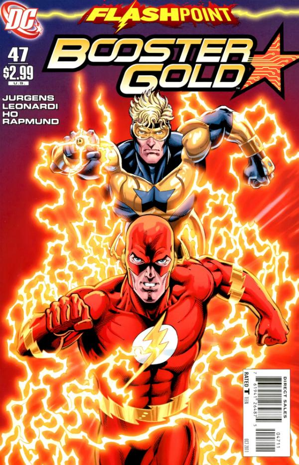 Booster Gold #47