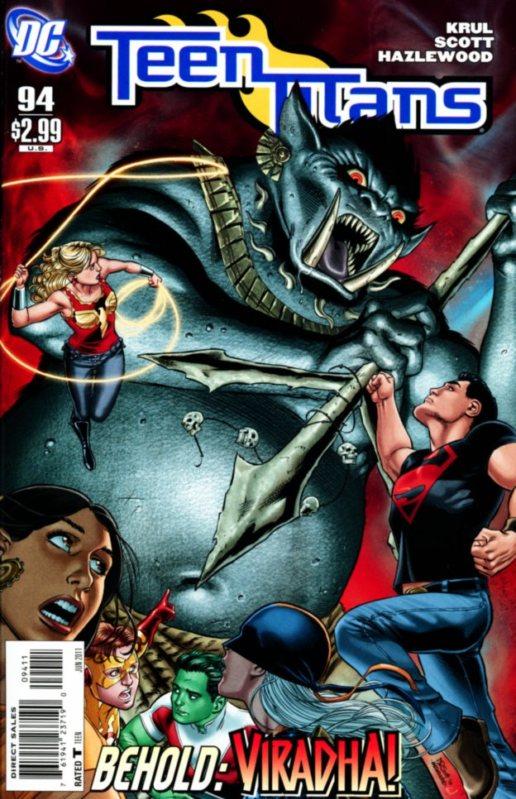 Teen Titans #94