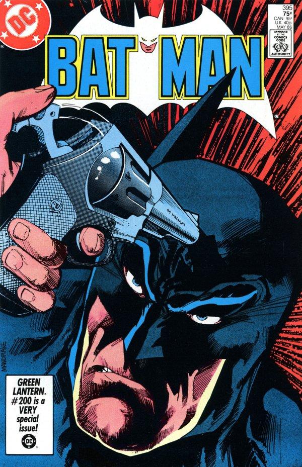 Batman #395