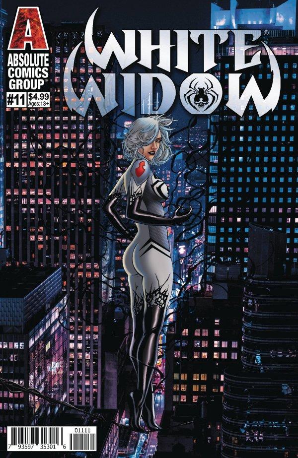 White Widow #11