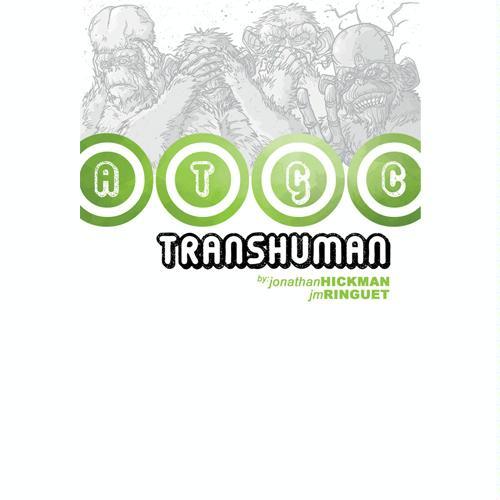 Transhuman Vol. 1 TP
