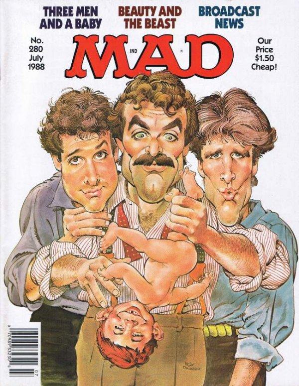 Mad Magazine #280