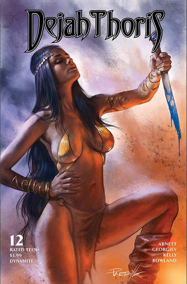 Dejah Thoris #12