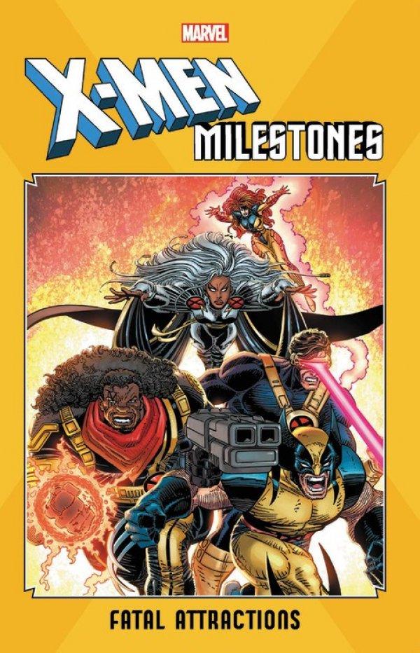 X-Men Milestones: Fatal Attractions TP
