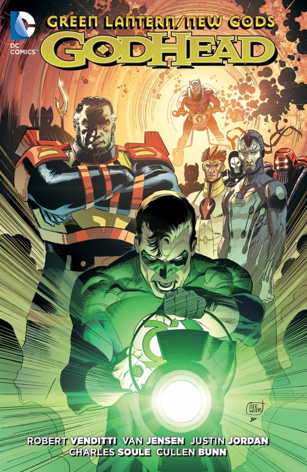 Green Lantern/New Gods Godhead TP