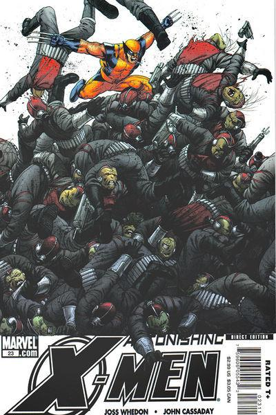 Astonishing X-Men #23