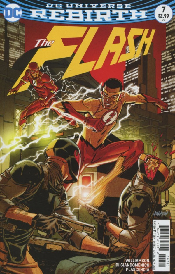 The Flash #7