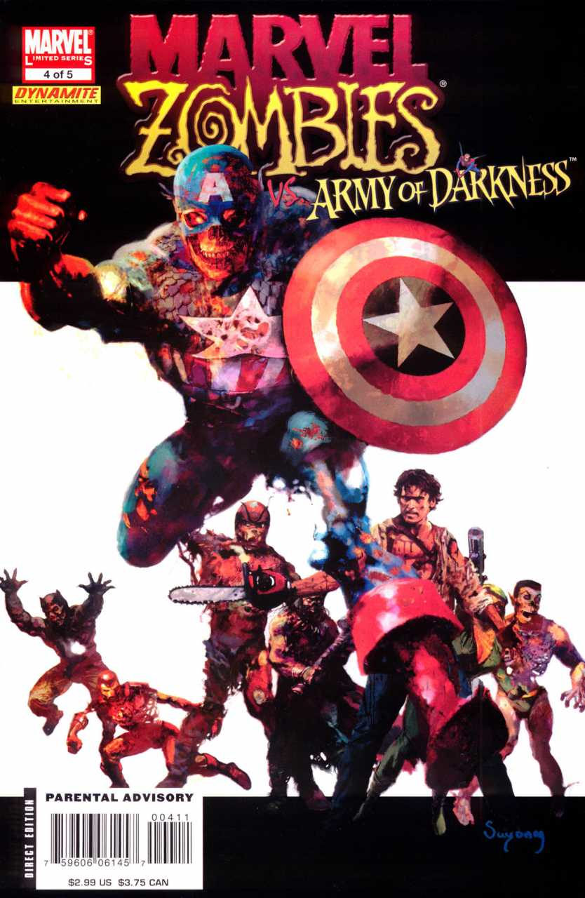 Marvel Zombies/Army of Darkness #4