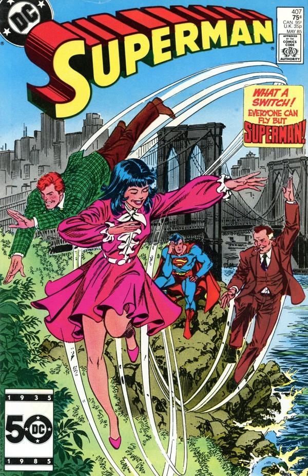 Superman #407