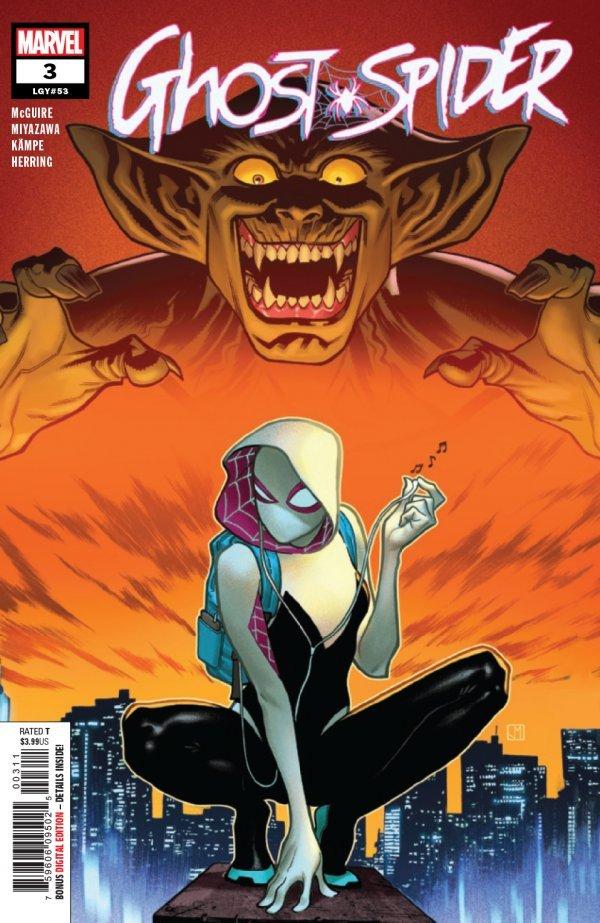 Ghost-Spider #3