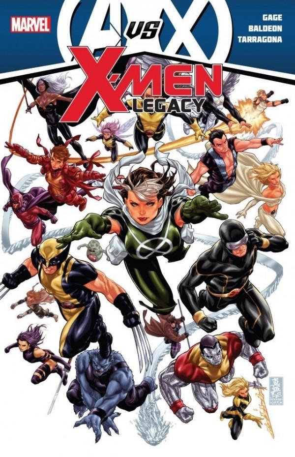 Avengers vs. X-Men: X-Men: Legacy TP