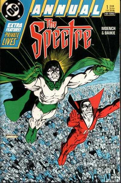 The Spectre Annual #1