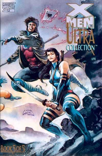 X-Men: The Ultra Collection #5