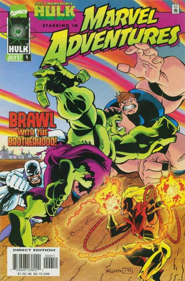 Marvel Adventures #4