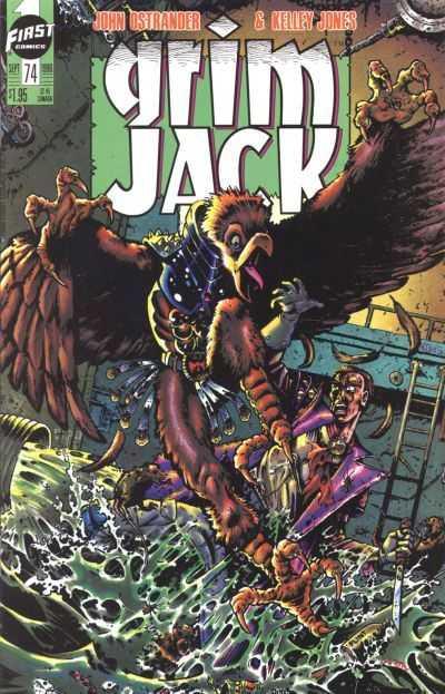 Grimjack #74