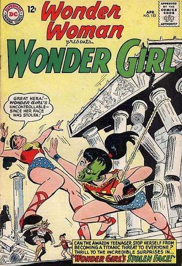 Wonder Woman #153
