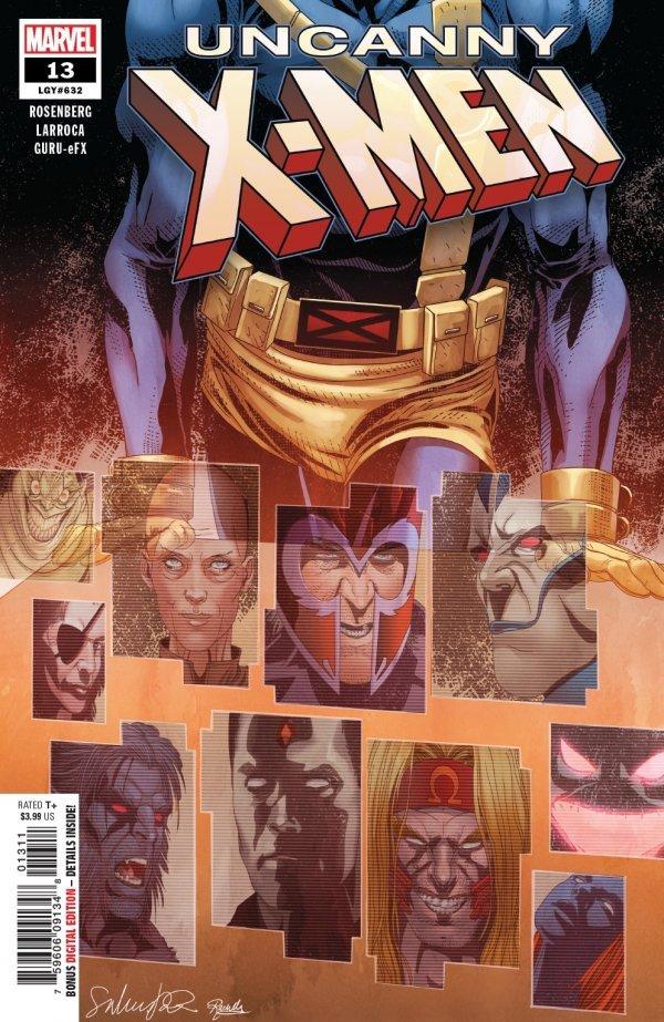 Uncanny X-Men #13