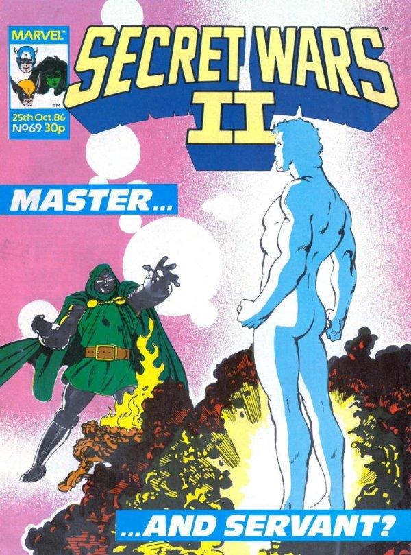 Marvel Super Heroes Secret Wars #69