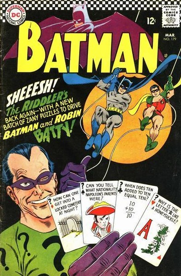 Batman #179