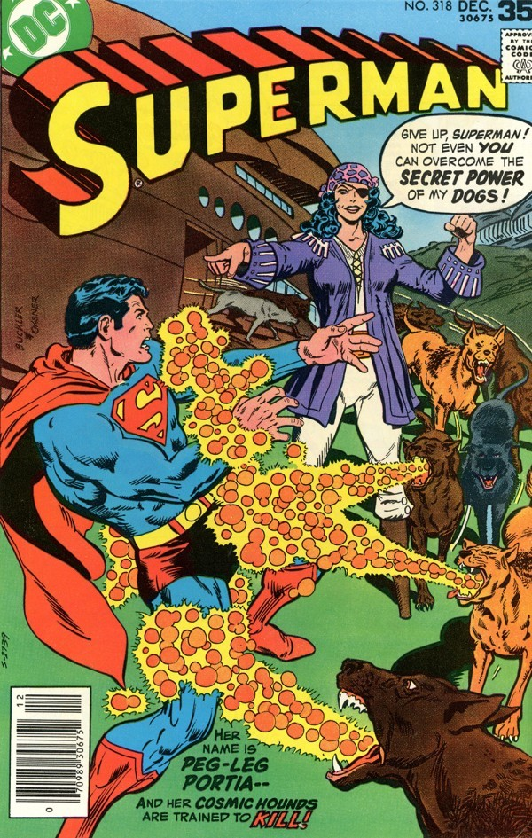 Superman #318
