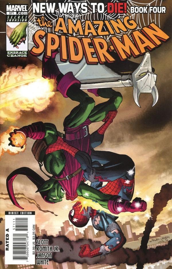 The Amazing Spider-Man #571