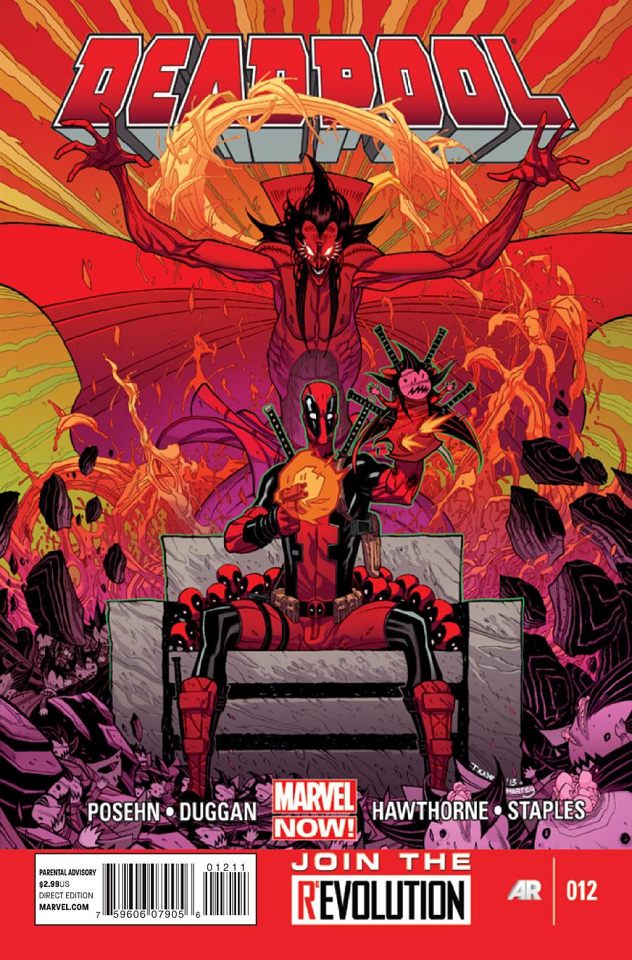 Deadpool #12