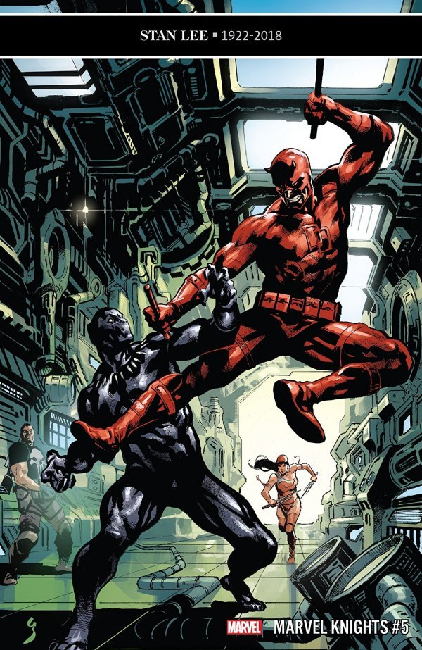 Marvel Knights 20th #5
