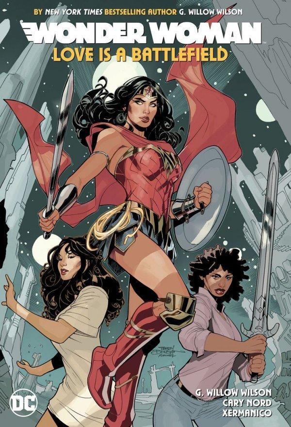 Wonder Woman Vol. 2: Love is a Battlefield TP
