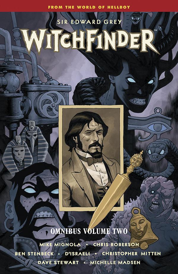 Sir Edward Grey: Witchfinder Omnibus Vol. 2 HC