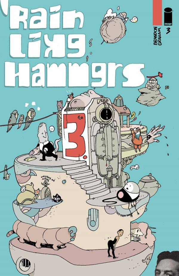 Rain Like Hammers #3