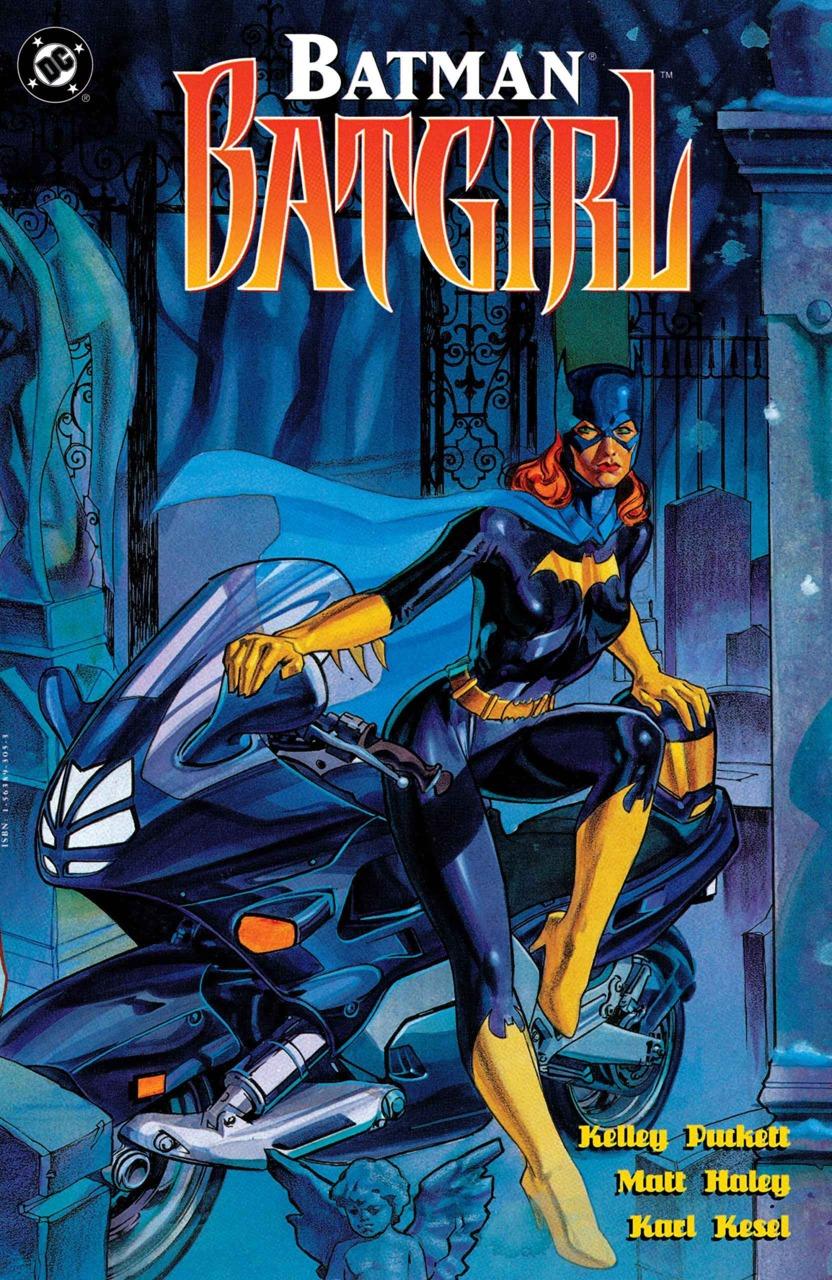 Batman: Batgirl #1