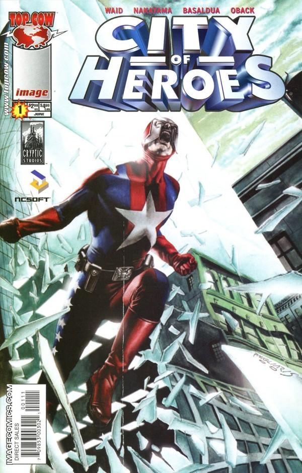 City of Heroes #1