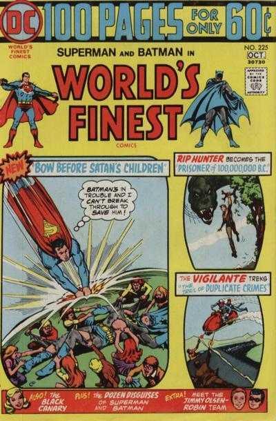 World's Finest Comics #225