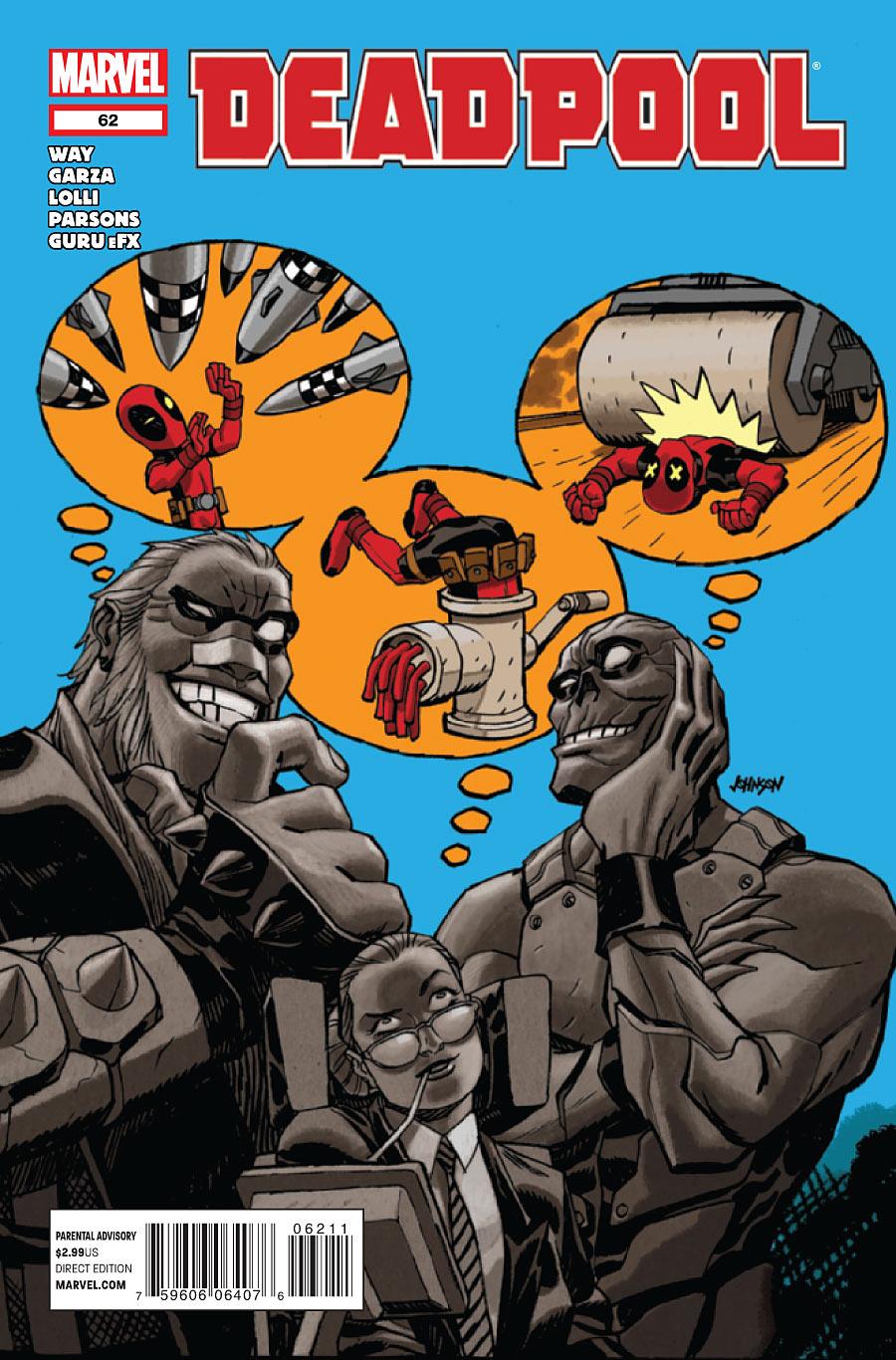Deadpool #62
