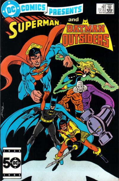 DC Comics Presents #83