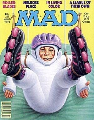 Mad Magazine #317
