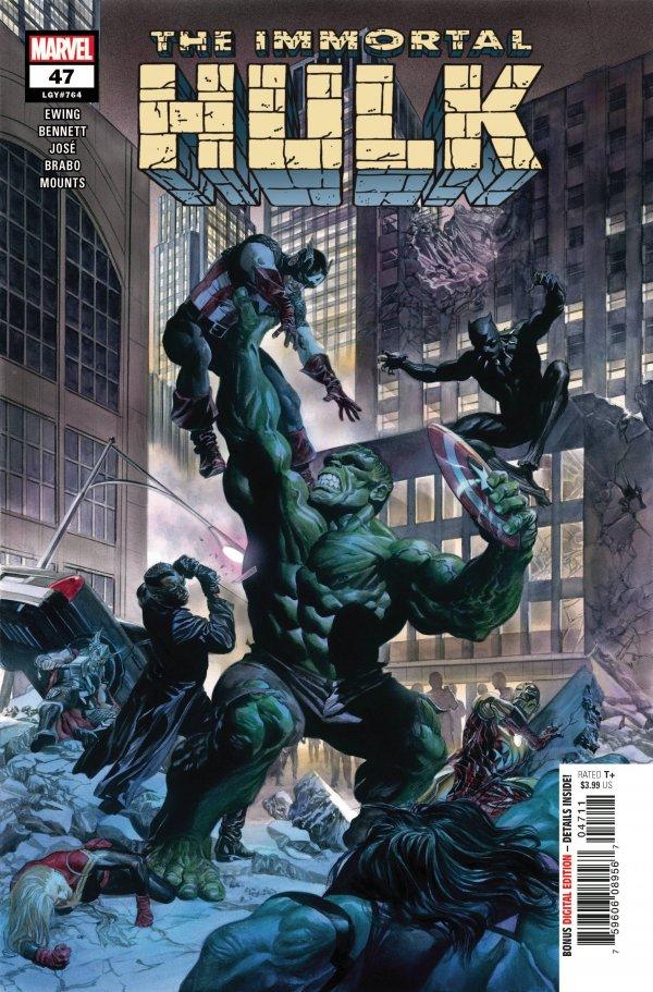 The Immortal Hulk #47