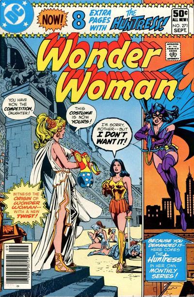 Wonder Woman #271