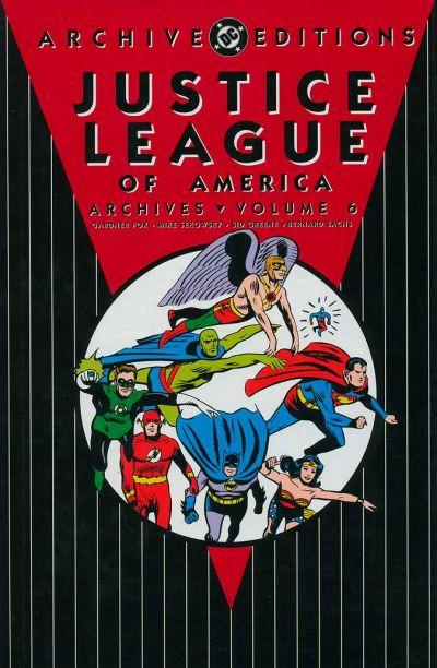 Justice League of America Archives Vol. 6 HC