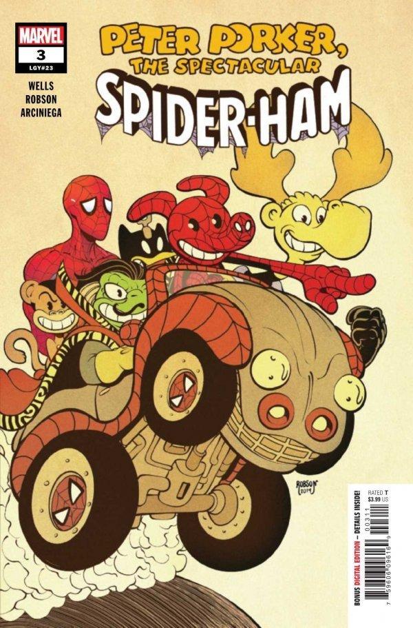 Spider-Ham #3 review